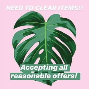 Lots of NWT items, need things gone!!
